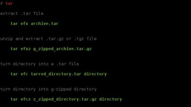 Bild von Tipp: Bessere, praxisnahe Hilfe im Linux-Terminal