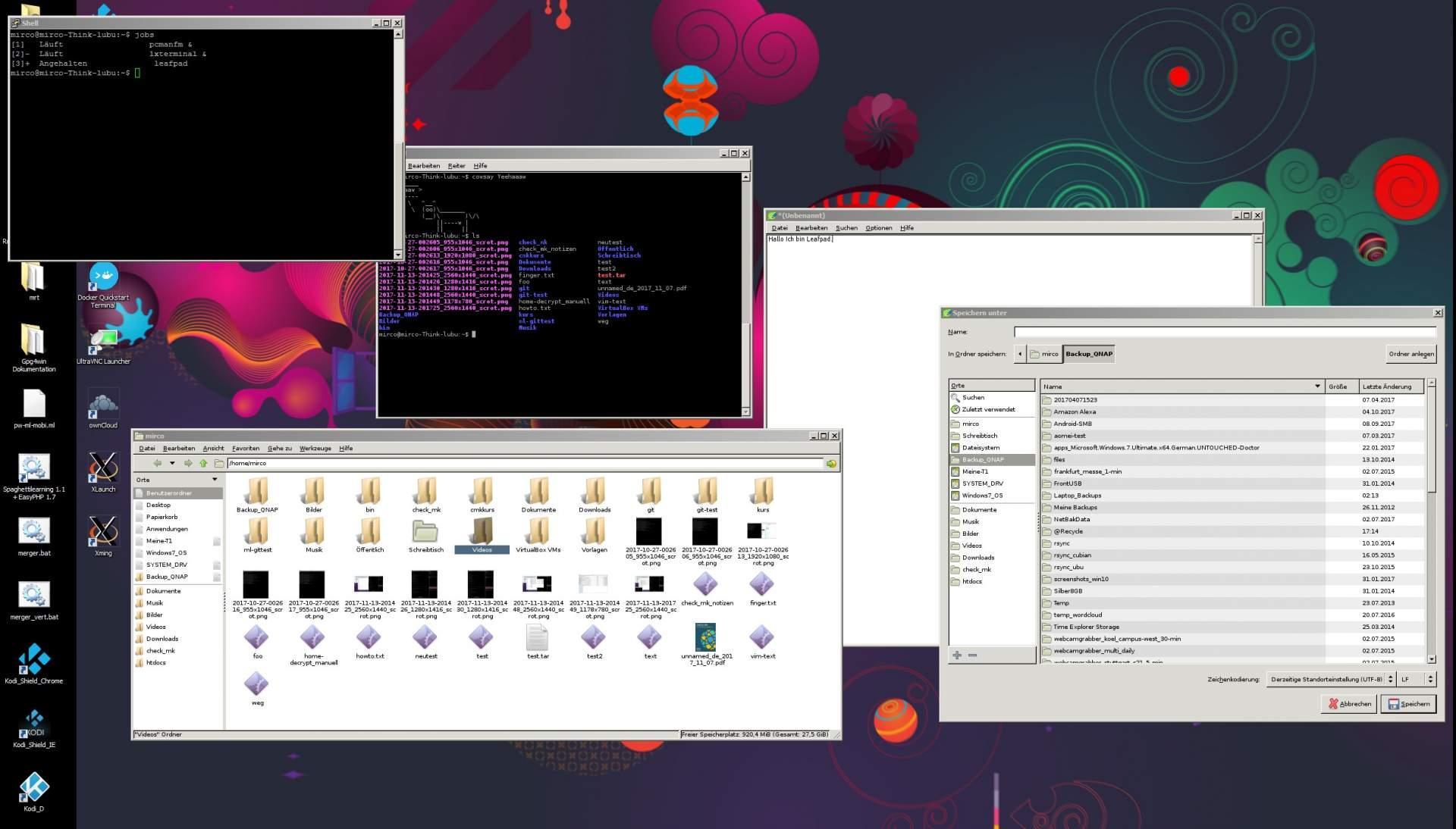 linux x11