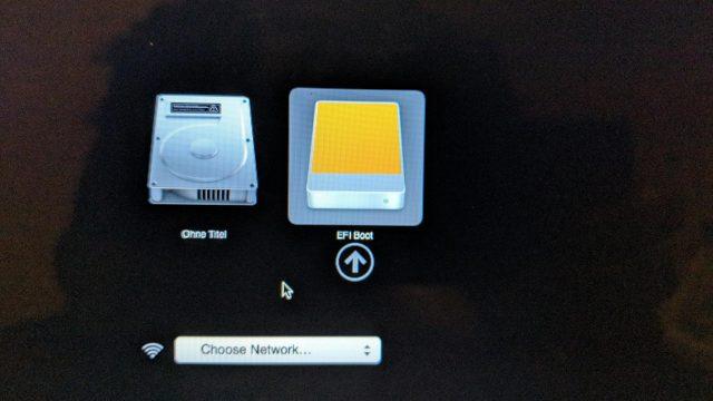 Windows 10 Mac Boot