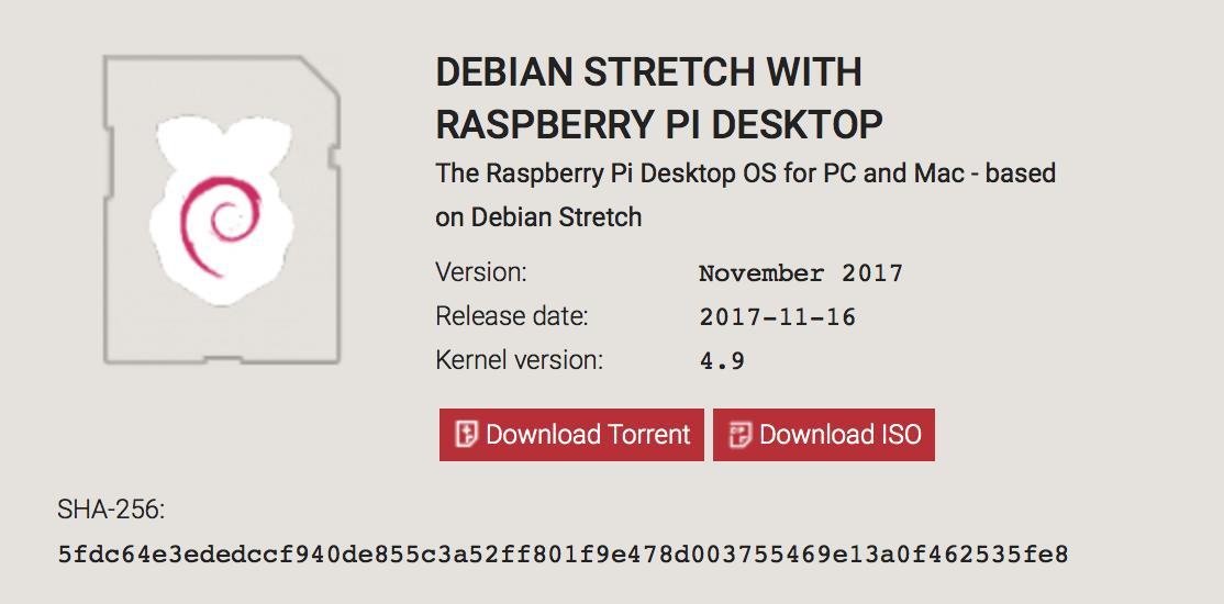 Raspberry Pi Desktop ist die richtige Wahl für alte Systeme.