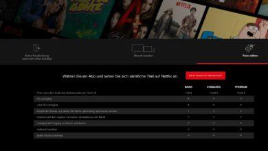 Bild von Netflix-Abo bis zu 20 Prozent günstiger ohne illegale Tricksereien
