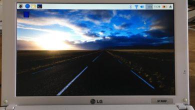 Bild von Anleitung: Altes Netbook in ein Raspberry-Pi-Notebook verwandeln