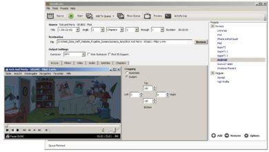 Bild von Anleitung: Videos konvertieren –  sehr schnell, sehr einfach