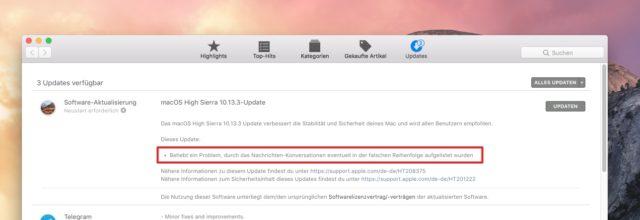 macOS Meltdown