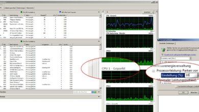 Bild von Warum zeigt Windows mehr CPUs als vorhanden und wie schaltet man sie frei?