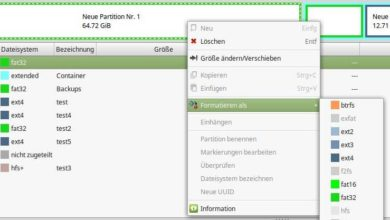 Photo of Anleitung: Festplatten unter Linux partitionieren und formatieren