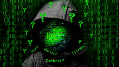 Bild von Darknet-FAQ: 15 Fragen rund ums dunkle Internet