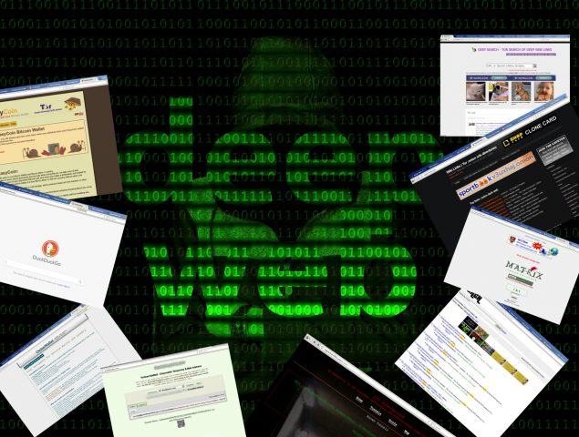 Darknet-Linkliste