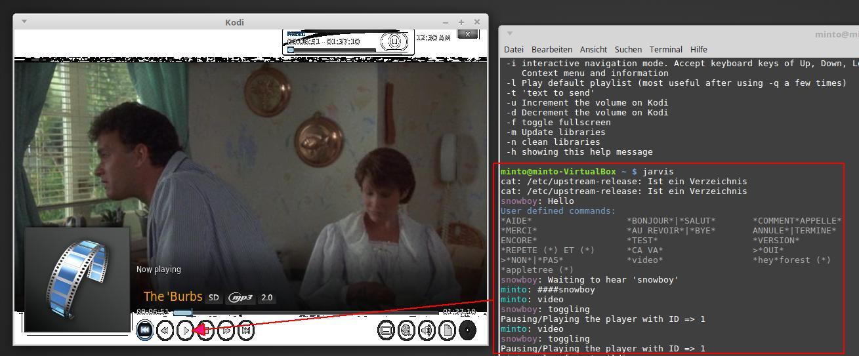 kodi-steuerung