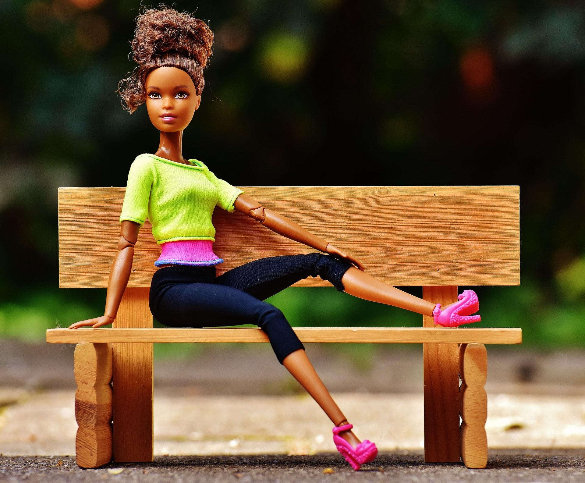 Barbie ist aus Gründen erfolgreich. Du kannst das auch! (Bild: Pexels.com)