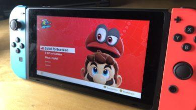 Bild von Anleitung: Nintendo Switch einrichten – die ersten Schritte