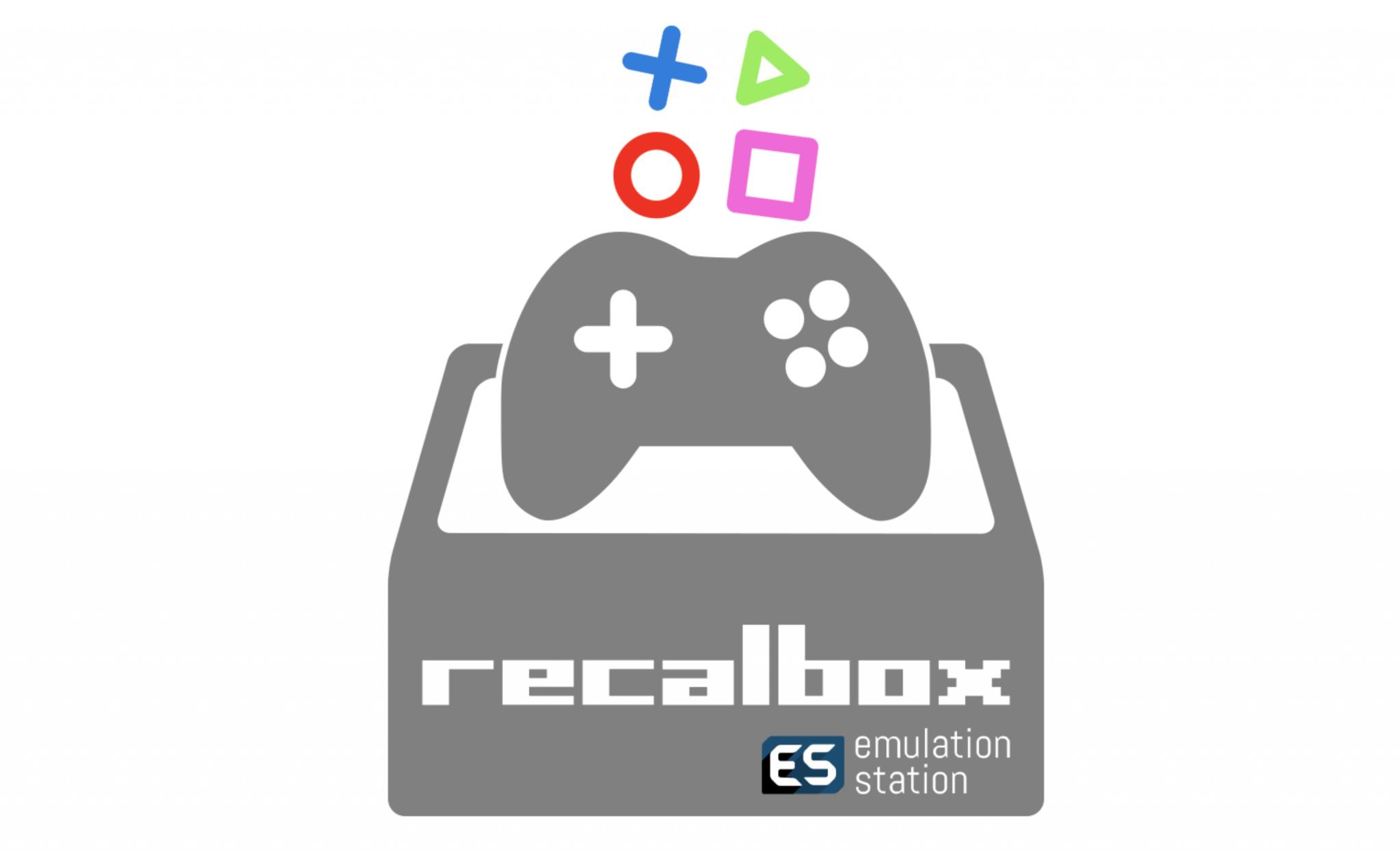 Recalbox: Kodi-System und Retrokonsole in einem.