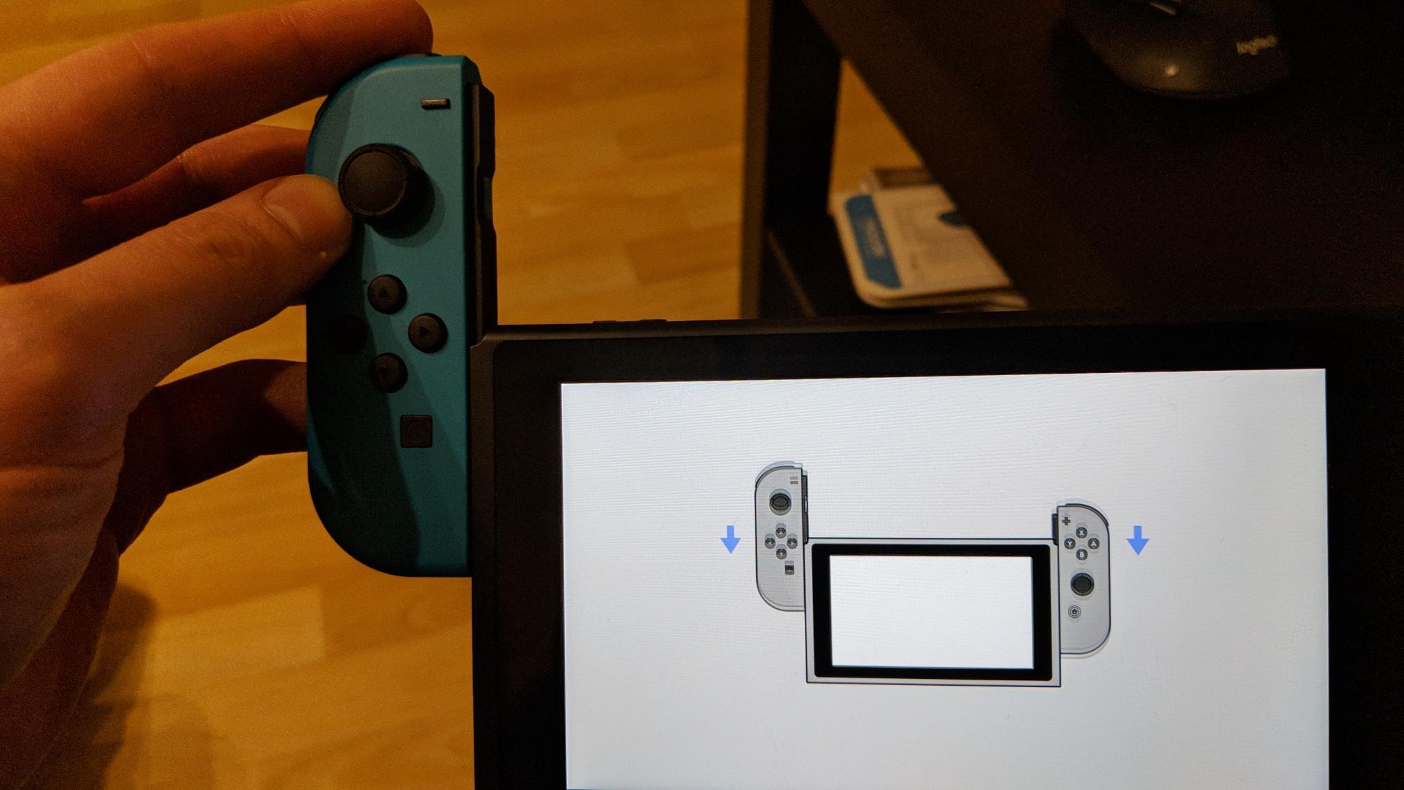 Anleitung: Nintendo Switch einrichten - die ersten Schritte