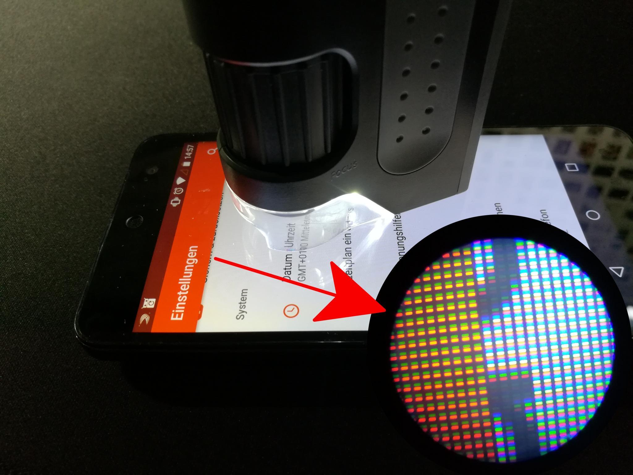 Test: taschenmikroskop carson mm 300 für 16 77 euro u2022 der tutonaut