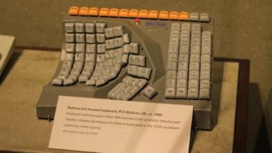 Bild von Linkshänder: Maus und Tastatur anpassen