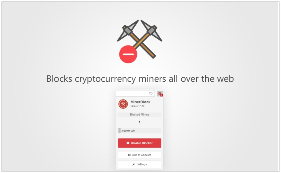 Crypto-Miner blocken
