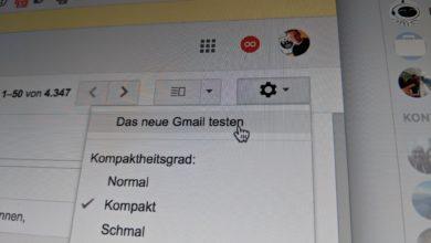 Bild von Gmail: So nutzt Ihr die neuen Funktionen sofort