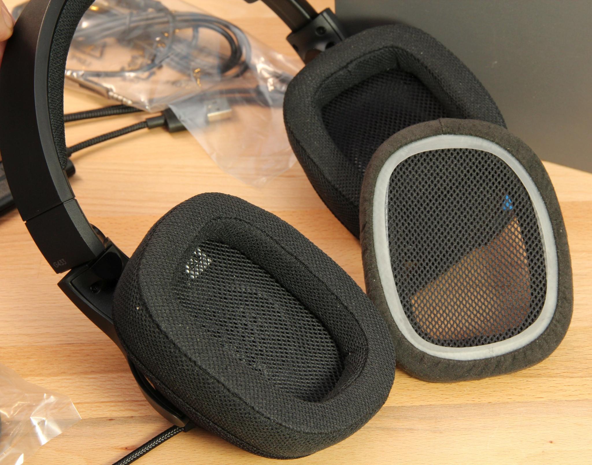 logitech headset g435