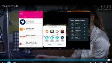 Bild von Anleitung: Live-TV über Smartphone an Kodi streamen