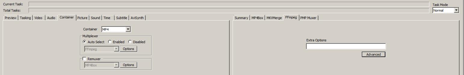 MediaCoder konvertieren