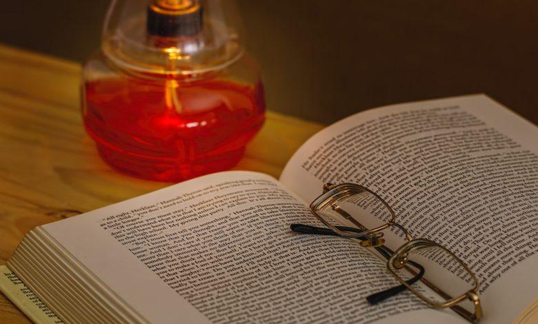 Lesen im Bett (Quelle: Pixabay)