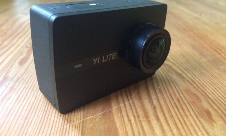 Yi Action Kamera