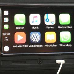 CarPlay nachrüsten ist ein Kinderspiel. (Foto: Tutonaut)