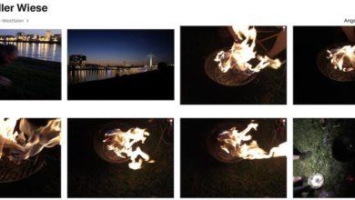 Bild von Anleitung: Mac-Speicher sparen mit der iCloud-Fotomediathek