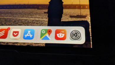 Bild von Zuletzt benutzte Apps auf dem iPad ausblenden