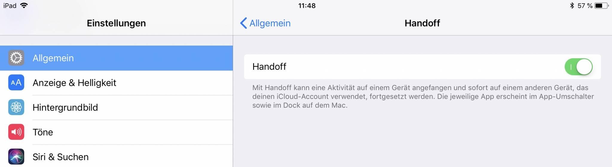 So könnt Ihr die gemeinsame iCloud-Zwischenablage unter iOS aktivieren.