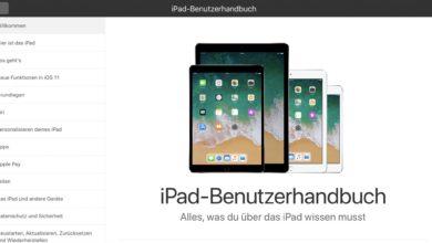 Bild von Aktuelles iPhone- und iPad-Handbuch immer dabei haben