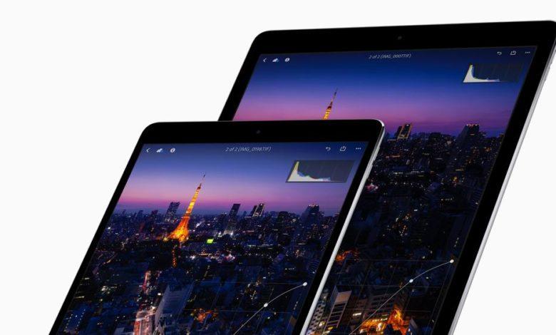 """Das iPad Pro 12,9"""" ist deutlich größer als das 10,5""""-Modell."""
