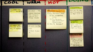 Bild von Aufgaben verwalten mit Kanban-Boards: Trello, Kanboard & Co.