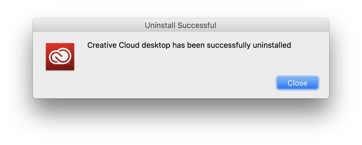 Fertig: Jetzt müsst Ihr noch die Einzel-Apps löschen.