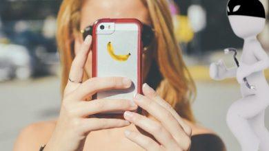 Bild von Smartphone bei Diebstahl automatisch sperren