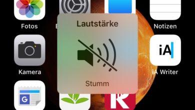 Bild von Anleitung: Den Kamera-Sound am iPhone ausschalten