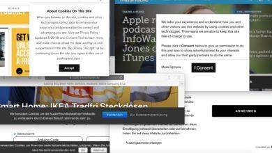 Bild von Anleitung: Nervige Cookie-Hinweise im Browser verhindern