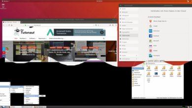 ubuntu desktop linux