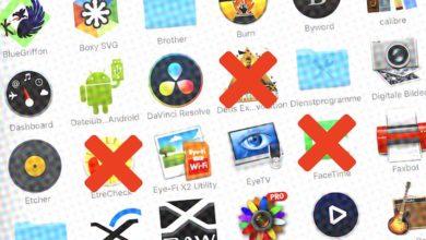Bild von Anleitung: Mac-Programme restlos löschen