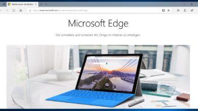 Bild von Meinung: Warum ich unter Windows nur noch den Edge-Browser nutze
