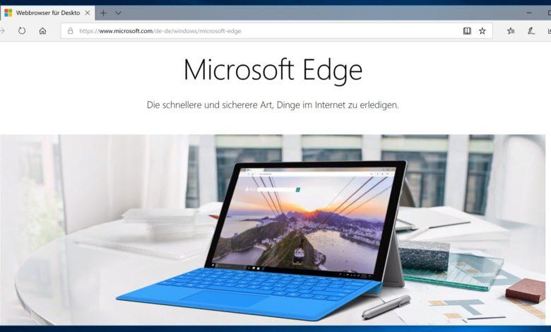 Microsoft Edge ist besser als sein Ruf.