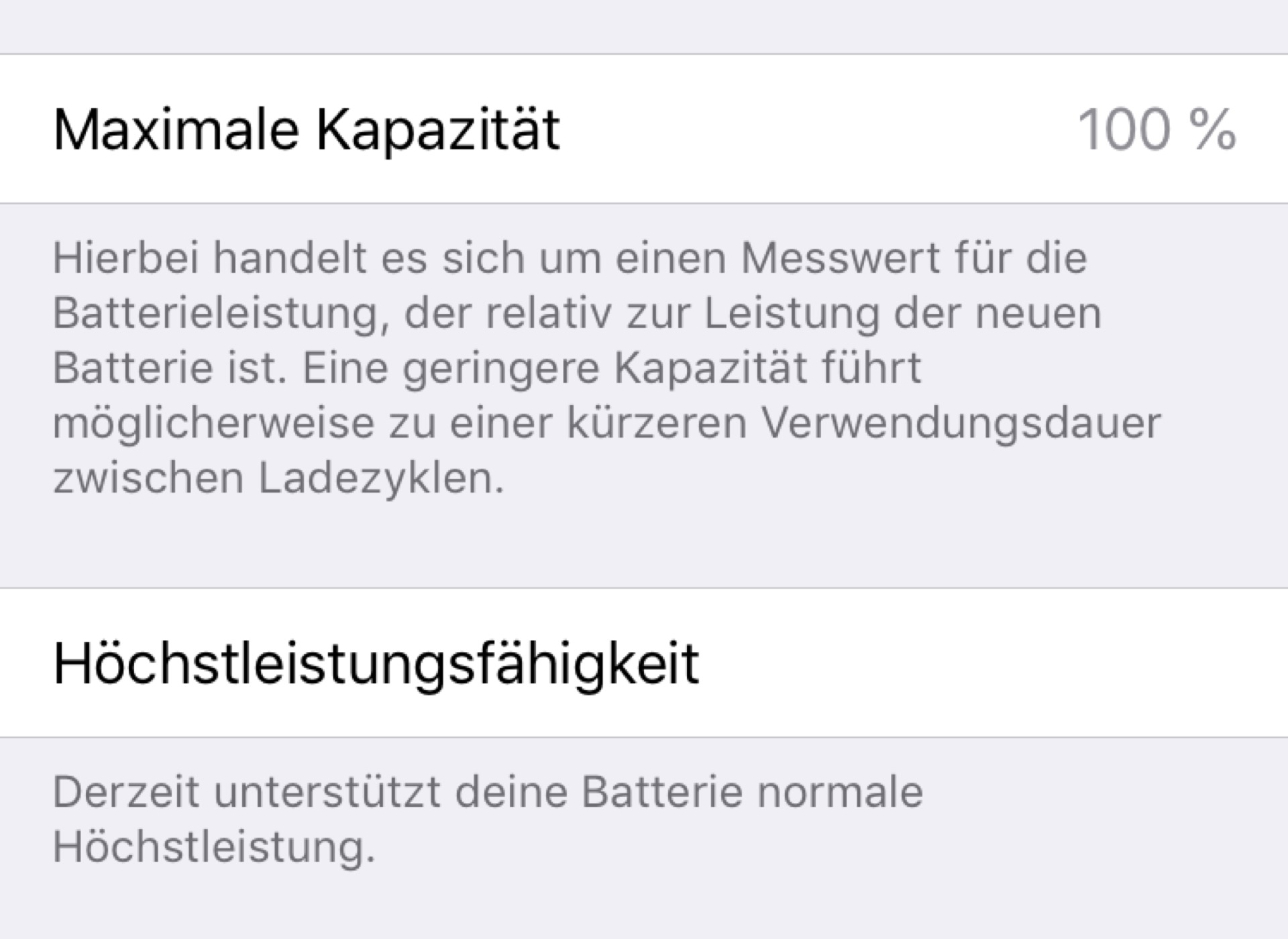 Neuer Akku: Das iPhone 6S gibt wieder Vollgas!
