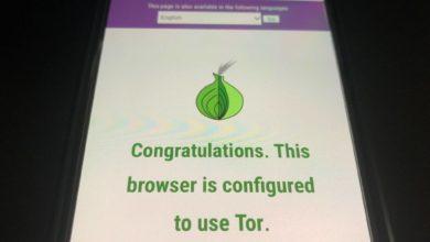 Bild von Tor Browser für Android – offiziell mobil ins Darknet