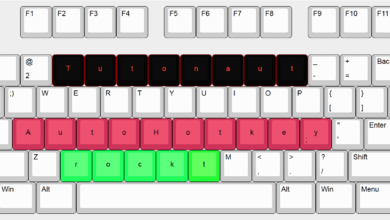 Bild von AutoHotkey: Windows-Skripte für jedermann – Einführung