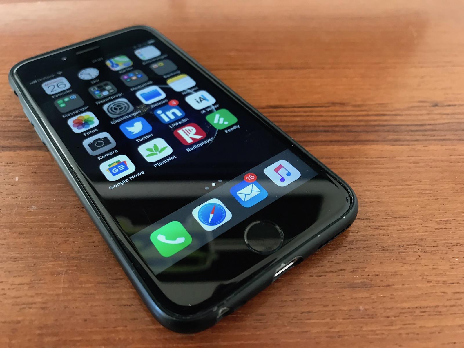 iPhone 6S: Reicht doch?