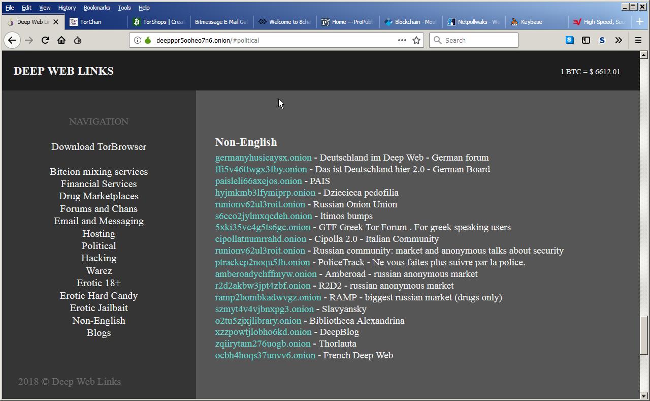 IntereГџante Darknet Seiten