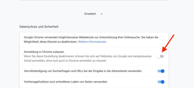 Chrome Auto-Login