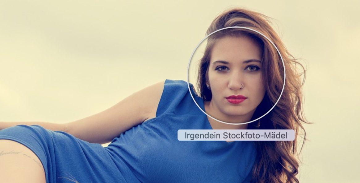 Die Fotos-Gesichtserkennung ist äußerst praktisch (Fotoquelle: miodarf/Pixabay)