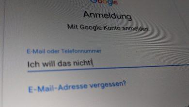 Bild von Google Chrome: Automatische Anmeldung stoppen