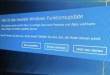 Bild von Windows 10 Oktober Update: 3 Wege zur Installation